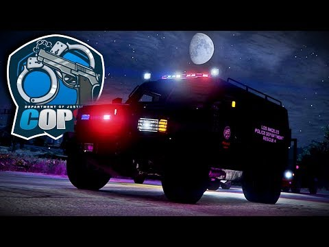 DOJ #54 [LEO] | EXPLOSIVE SITUATION | GTA 5 Roleplay