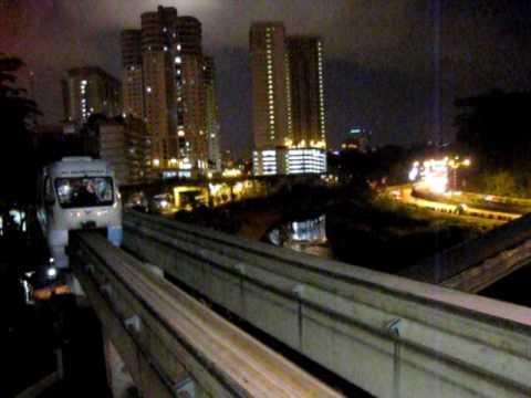 Kuala Lumpur: KL Monorail (II)