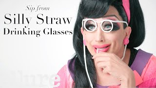 Drag Race Star Bianca Del Rio Tries 9 Things She