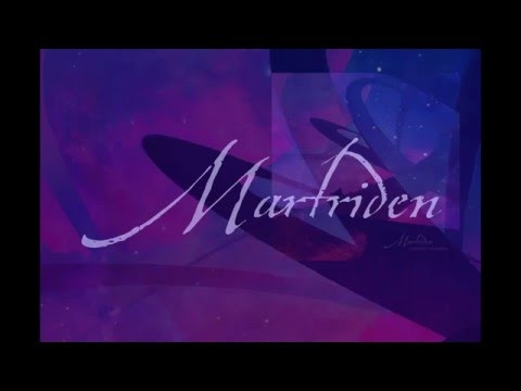 Martriden - Cold and the Silence (Official Lyric Video)
