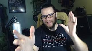Matt Rewrites Star Wars: Episode 1