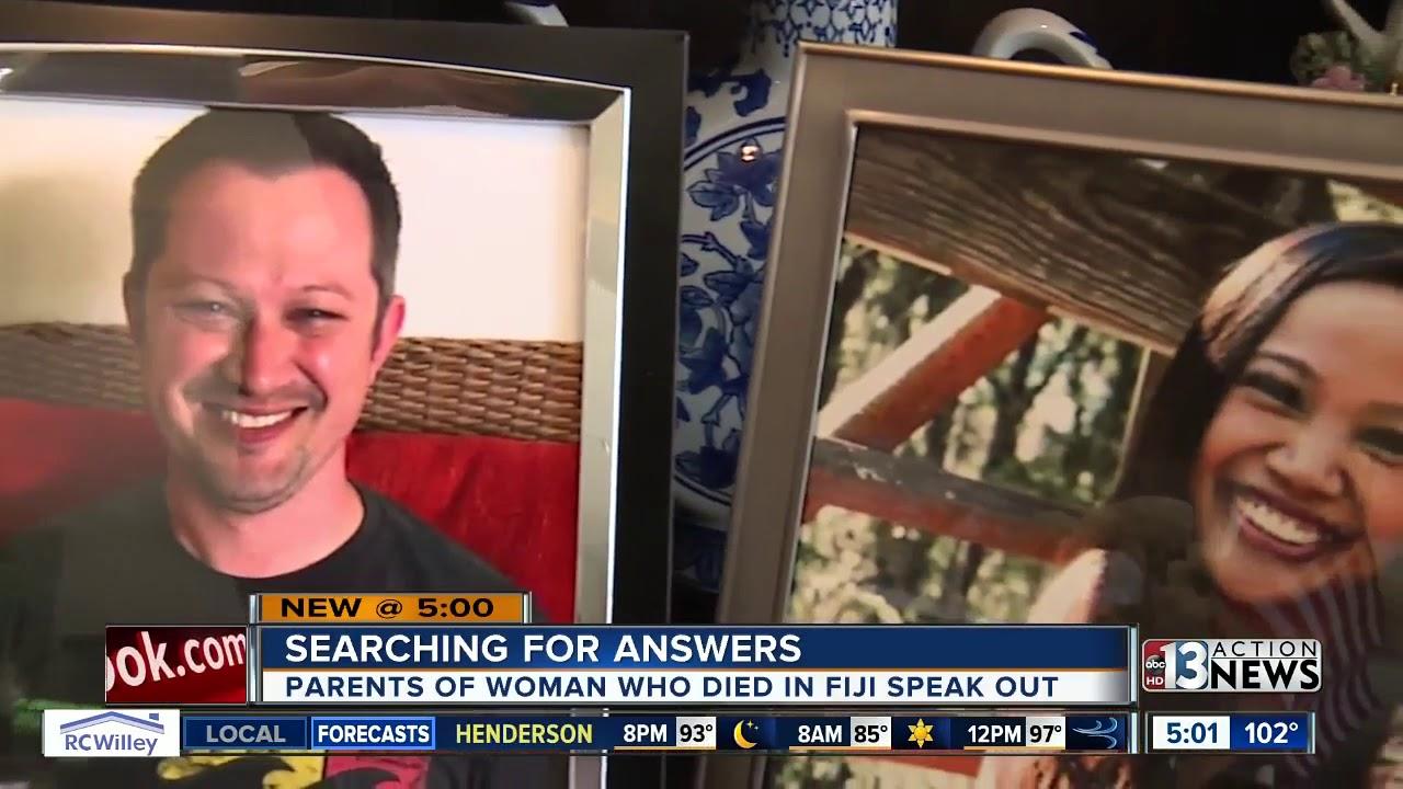 Texas couple dies in Fiji