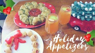 Holiday Appetizers • Don