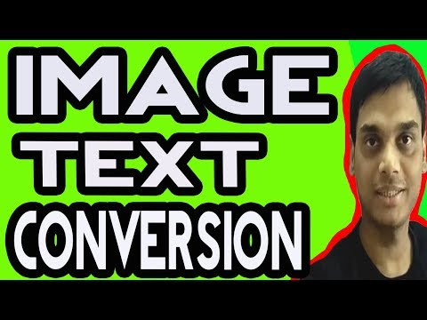 Convert Image text to editable text |  Works for both PC and mobile | Useful in data entry | OCR