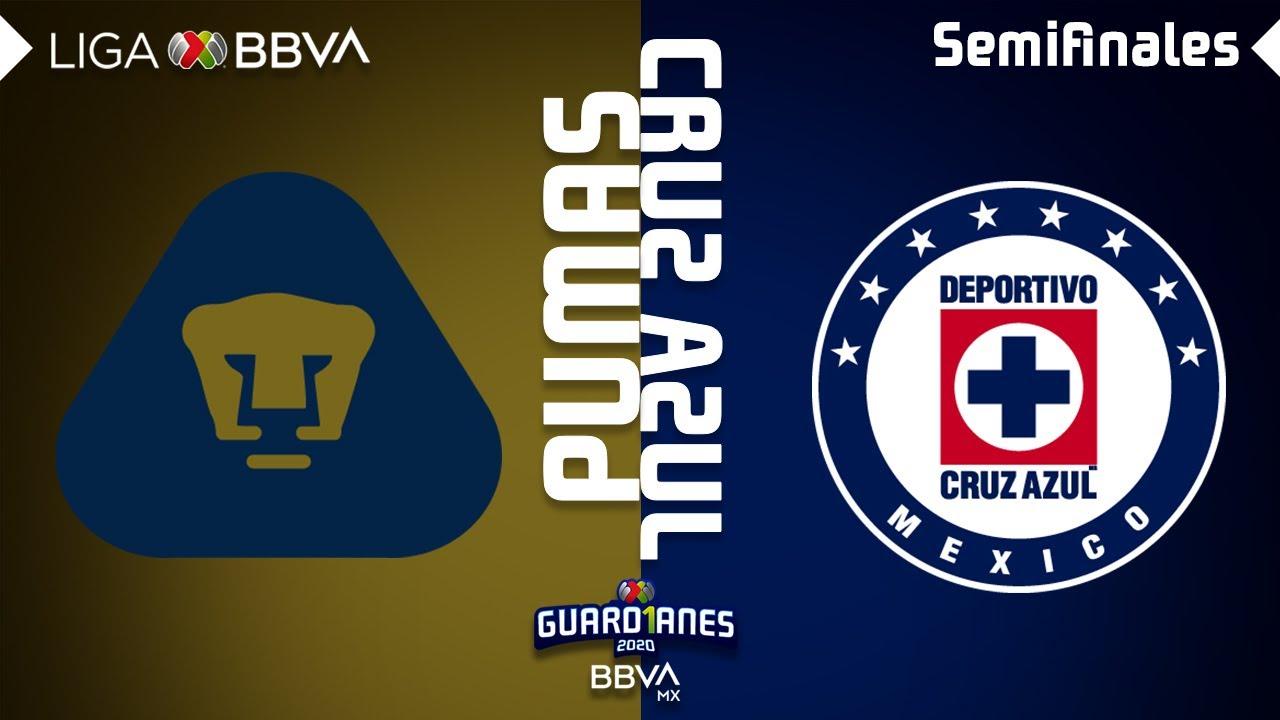 Pumas UNAM vs. Cruz Azul - Reporte del Partido - 6 diciembre ...