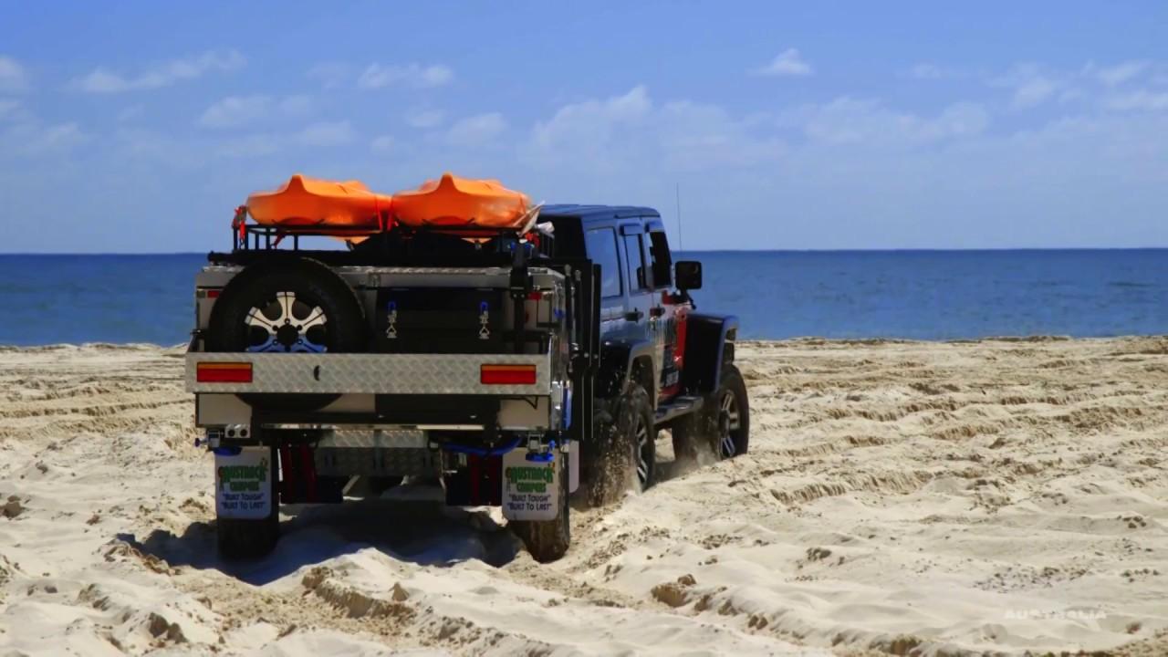 Camper Trailers on the Sunshine Coast and Brisbane