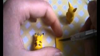 How to Make Pikachu - Polymer Clay Pokémon Tutorial