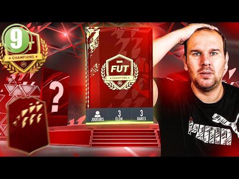 FIFA 22 - DES PREMIERES RECOMPENSES FUT CHAMPION PARFAITE ! MON WEEKEND FUT CHAMPION ! Episode 9