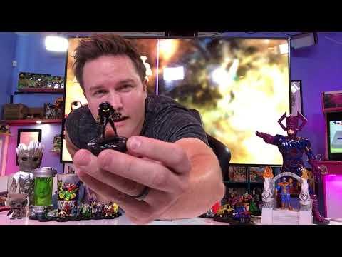 Marvel HeroClix: Avengers Infinity Unboxing Part 3
