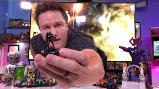 Marvel HeroClix: Avengers Infinity Unboxing Part 3
