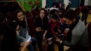 Zubotehnicka skola Beograd - poseta domu J.J.Zmaj 2018