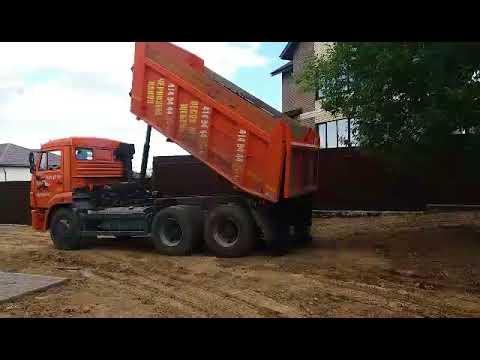 Грунтовоз 52 - доставка чернозема