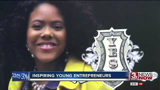 Gabrielle Jordan on KMTV 3 News Now