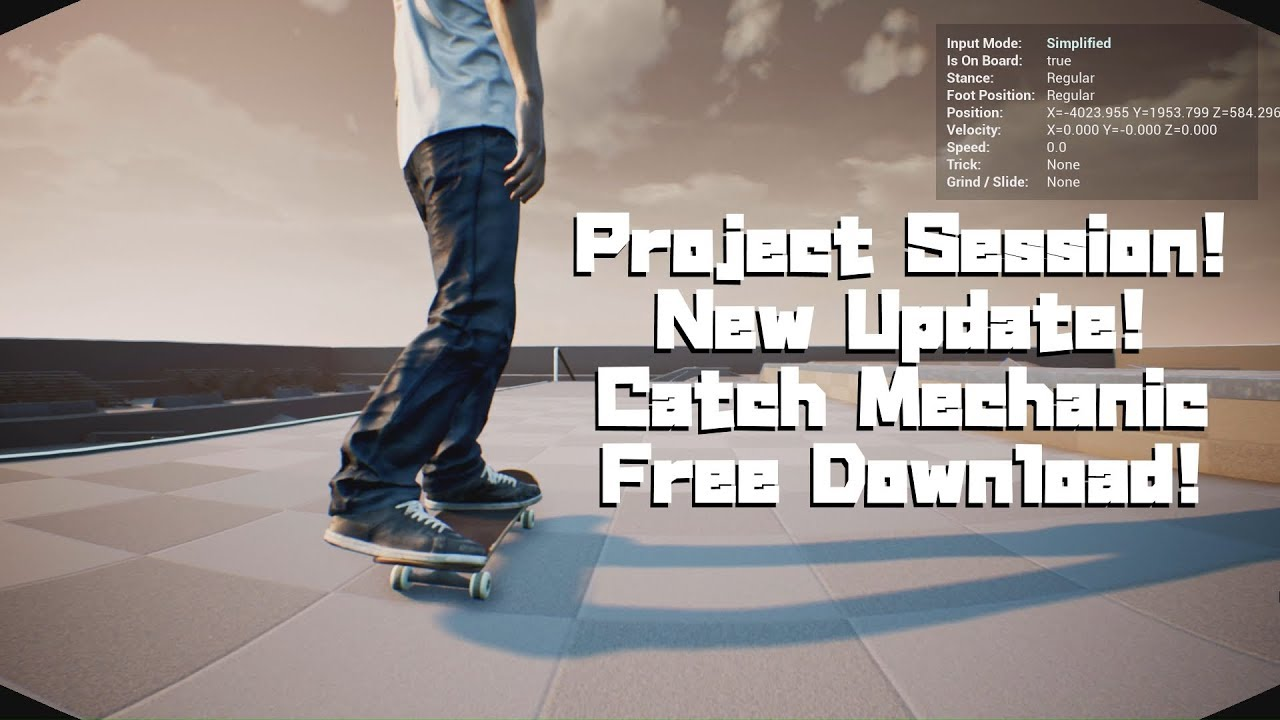 Project Session Free Download | New Update with Catch Mechanic
