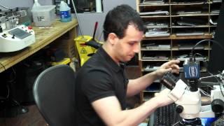 Dead Macbook Pro Retina 820-3476 motherboard repair