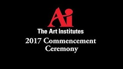 The Art Institute Of Jacksonville 2017 Graduation Ceremony