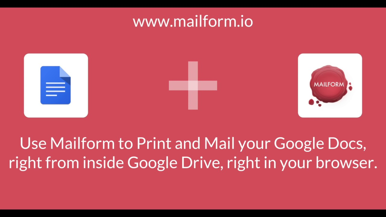 How to Mail a Letter Online