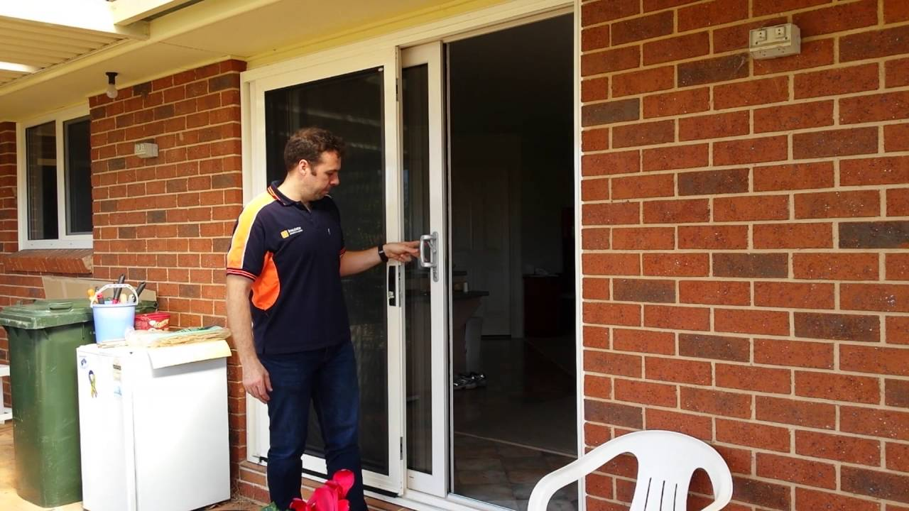 Insulate Double Glazing Sliding Door Youtube