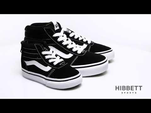 Vans Ward Classic Sneaker style in Full