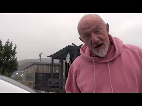 Jonathan Banks Of Breaking Bad Says Goodmorning