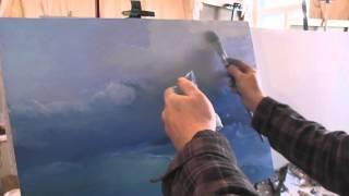 море Айвазовского , пишет Игорь Сахаров