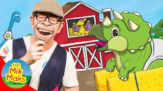 Learn Directional Language for Kids | Find Baby Dinosaurs | Educational Videos for Kids