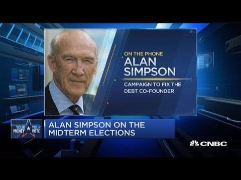 Former Sen. Alan Simpson on entitlement reform