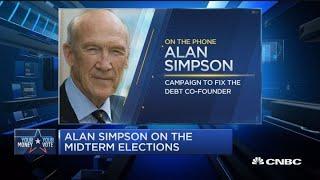 Former Sen. Alan Simpson on entitlement reform