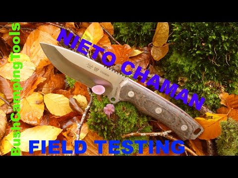 Miguel Nieto Chaman Knife Review