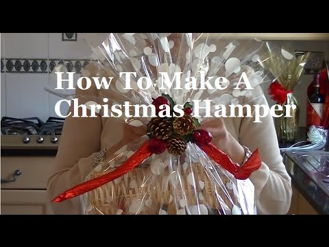Gift Wrapping Video by Neelam Meetcha - How To Gift Wrap A Hamper