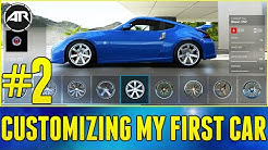 Forza 6 Let's Play : CAR CUSTOMIZATION!!! (Part 2)