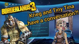 Rare Krieg Echo Log Found! | All SIX of Krieg's Known Echo Logs in Borderlands 3