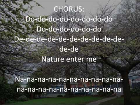 Nature song with lyrics