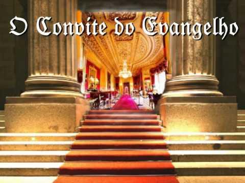 O Convite do Evangelho - The Gospel Invitation - John Kemp