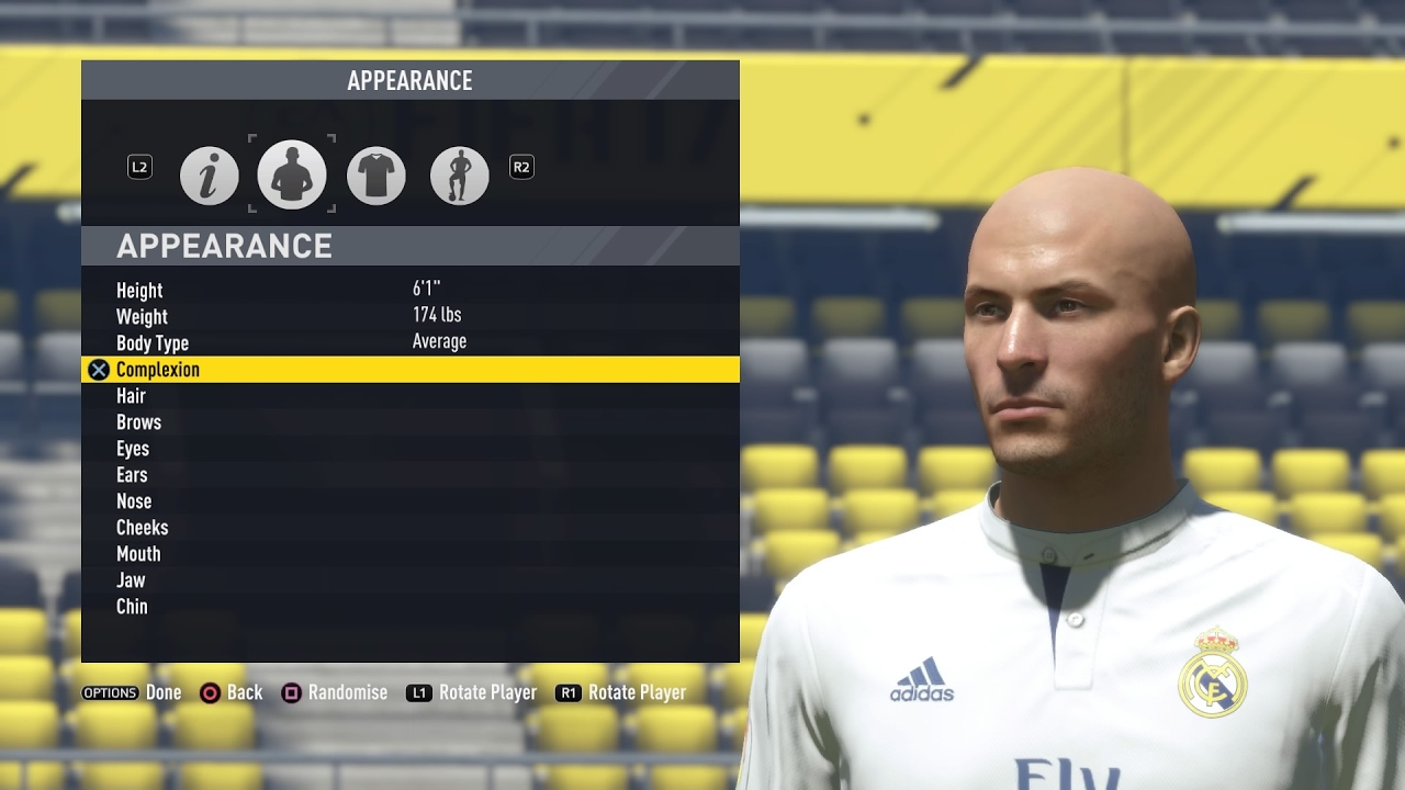 Fifa 18 Classic Xi