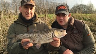 Chub Fishing On The River - Rigs, Tips & Tactics