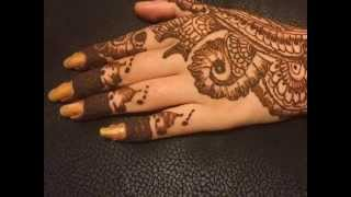 Check out the New Mehendi design Indian/Pakistani, Very easy to draw