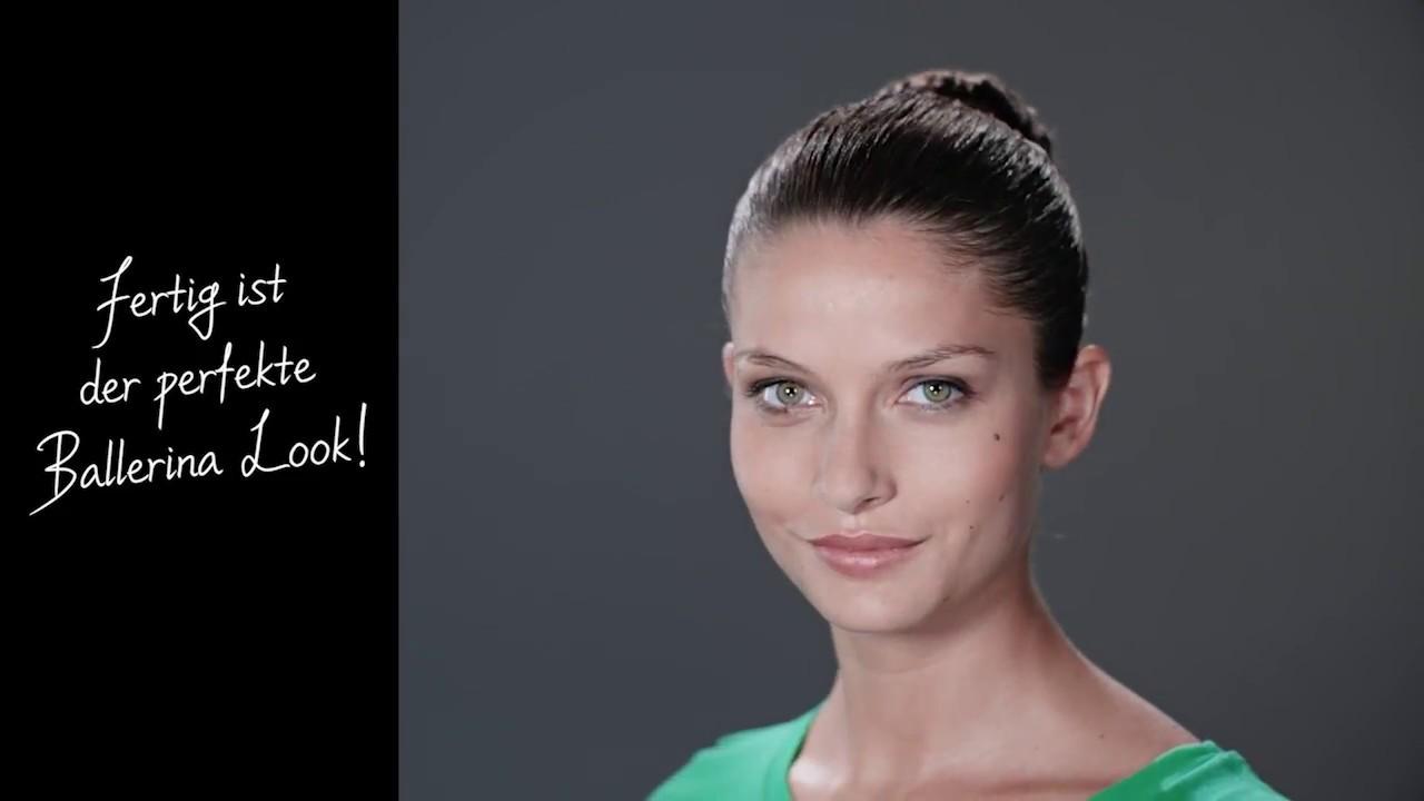 Der Ballerina Dutt Ist Die Schonste Hochsteckfrisur Fur Mittellanges Haar