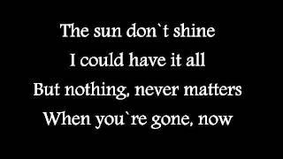 Faydee - Sun Don't Shine (Lyrics)