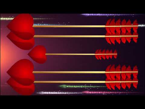 Wedding Title Band Background | Red Arow Motion Background | Free Wedding Background Animation thumbnail