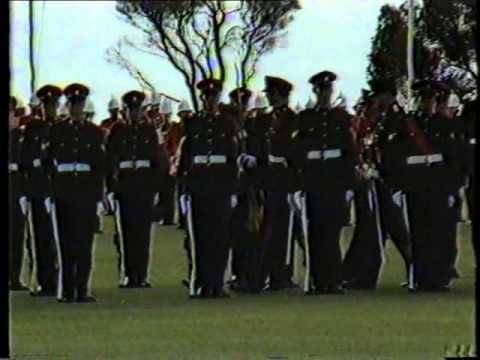 OCS Portsea Graduation Jun 84