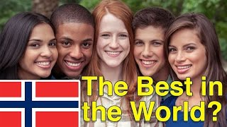 Best boys and girls according to Norwegians