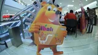 Unibank - Albali Card - 28 mall Stand