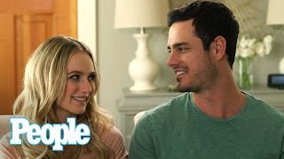The Bachelor: Ben and Lauren Reveal Secrets About Living Together | People NOW | People