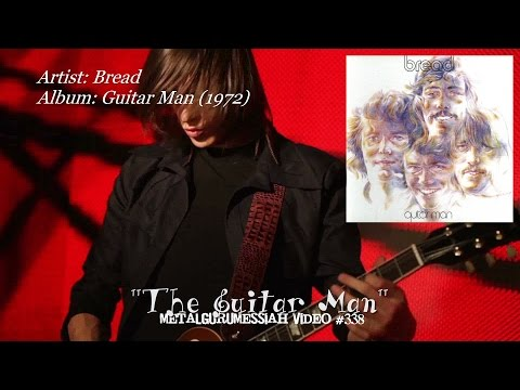 The Guitar Man - Bread (1972) HD FLAC