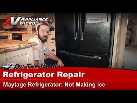kitchenaid refrigerator ice maker hookup