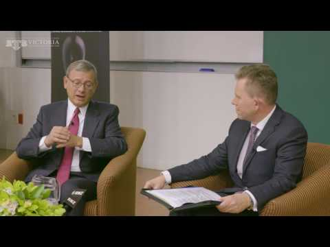 Chief Justice of the United States In conversation with Professor Mark Hickford