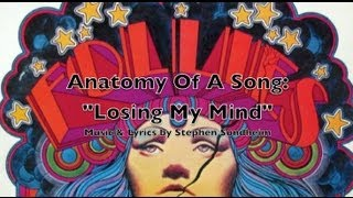 [125] Anatomy of a Song: Losing My Mind