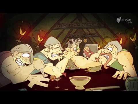 Greeks Romans Vikings The Founders Of Europe 3of3 The Vikings