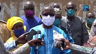 YENNE/Adduction d'eau àNdoukhoura: Gorgui CISS, injecte 17 millions et satisfait une doléance de